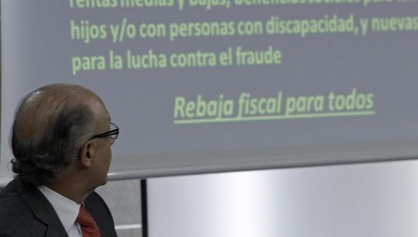 Reforma Fiscal ¿rebaja?