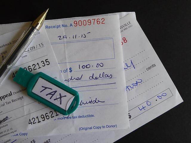 deducciones por donativos