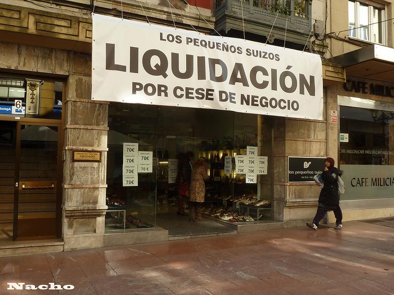 Primero la liquidación, luego la disolución.